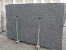 Lieferung geschliffene Unmaßplatten 3 cm aus Natur Kalkstein PIETRA DI CARDOSO 1338. Detail Bild Fotos