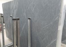 Lieferung geschliffene Unmaßplatten 3 cm aus Natur Kalkstein PIETRA DI CARDOSO 1105M. Detail Bild Fotos