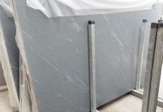Lieferung geschliffene Unmaßplatten 2 cm aus Natur Kalkstein PIETRA DI CARDOSO 1343M. Detail Bild Fotos