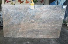 Lieferung geschliffene Unmaßplatten 2 cm aus Natur Quarzit QUARZITE CIELO T0343. Detail Bild Fotos
