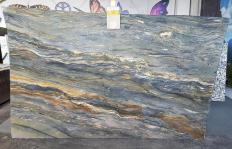 Lieferung polierte Unmaßplatten 2 cm aus Natur Granit SANTORINI Z0012. Detail Bild Fotos
