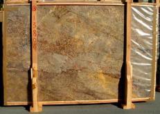 Lieferung polierte Unmaßplatten 2 cm aus Natur Marmor SARRANCOLIN 13804_L3R. Detail Bild Fotos