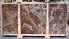 Lieferung polierte Unmaßplatten 2 cm aus Natur Marmor SARRANCOLIN E-14105. Detail Bild Fotos