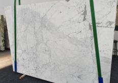 Lieferung polierte Unmaßplatten 2 cm aus Natur Marmor STATUARIO CLASSICO 1278. Detail Bild Fotos