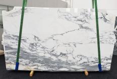 Lieferung polierte Unmaßplatten 2 cm aus Natur Marmor STATUARIO CORCHIA 14191. Detail Bild Fotos