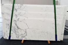 Lieferung geschliffene Unmaßplatten 2 cm aus Natur Marmor STATUARIO EXTRA 1288. Detail Bild Fotos