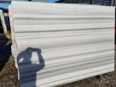 Lieferung polierte Unmaßplatten 2 cm aus Natur Marmor STRIATO OLIMPIO AL0015. Detail Bild Fotos