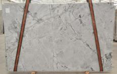 Lieferung polierte Unmaßplatten 3 cm aus Natur Dolomit SUPER WHITE BQ02363. Detail Bild Fotos