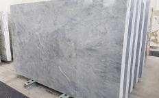 Lieferung polierte Unmaßplatten 2 cm aus Natur Marmor TRAMBISERA 1202. Detail Bild Fotos