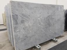 Lieferung polierte Unmaßplatten 3 cm aus Natur Marmor TRAMBISERA 1202. Detail Bild Fotos