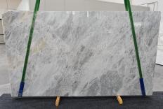 Lieferung polierte Unmaßplatten 2 cm aus Natur Marmor TRAMBISERA 1293. Detail Bild Fotos