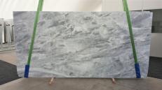 Lieferung polierte Unmaßplatten 2 cm aus Natur Marmor TRAMBISERA GL 938. Detail Bild Fotos