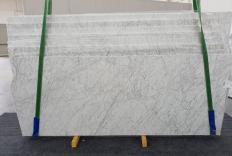 Lieferung geschliffene Unmaßplatten 2 cm aus Natur Marmor VENATINO BIANCO 1256. Detail Bild Fotos
