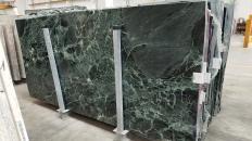 Lieferung polierte Unmaßplatten 3 cm aus Natur Marmor VERDE ALPI 1566M. Detail Bild Fotos