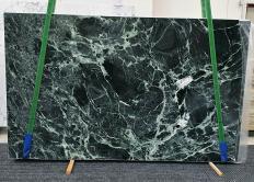Lieferung polierte Unmaßplatten 2 cm aus Natur Marmor VERDE ALPI 1439. Detail Bild Fotos