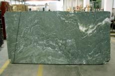 Lieferung gebürstete Unmaßplatten 3 cm aus Natur Gneis VERDITALIA C_17126. Detail Bild Fotos