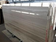Lieferung polierte Unmaßplatten 1.8 cm aus Natur Marmor WOODEN LIGHT ZL0135. Detail Bild Fotos