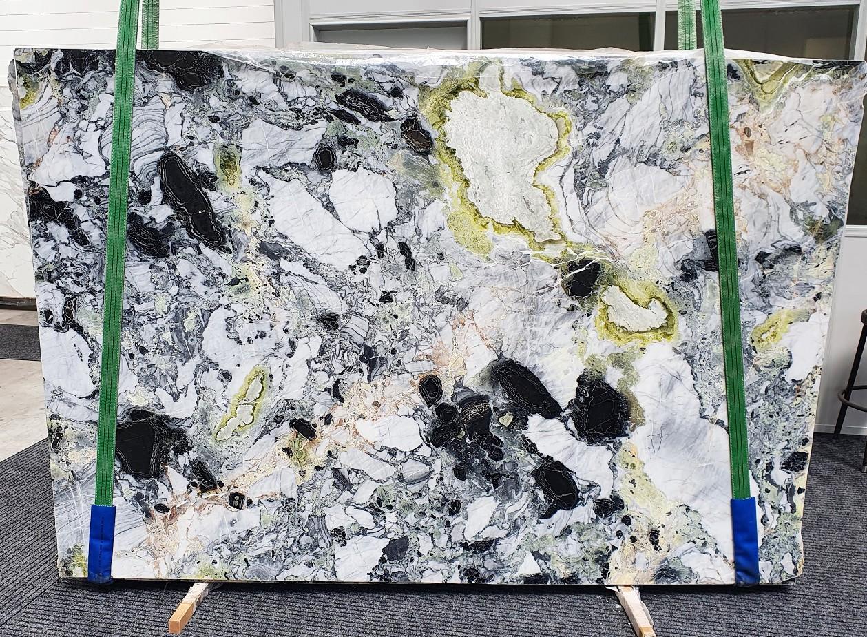 AMAZONIA polierte Unmaßplatten 1386 aus Natur Marmor , Slab #13: Lieferung Veneto, Italien