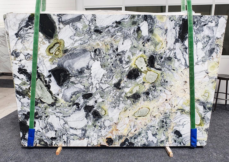 AMAZONIA polierte Unmaßplatten 1386 aus Natur Marmor , Slab #37: Lieferung Veneto, Italien