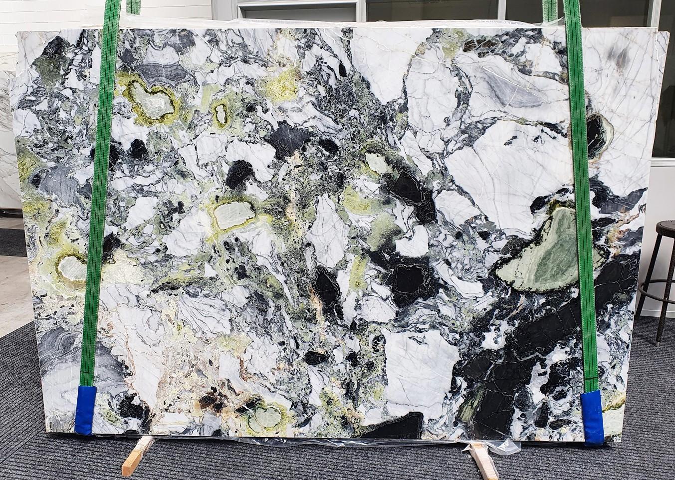 AMAZONIA polierte Unmaßplatten 1386 aus Natur Marmor , Slab #48: Lieferung Veneto, Italien