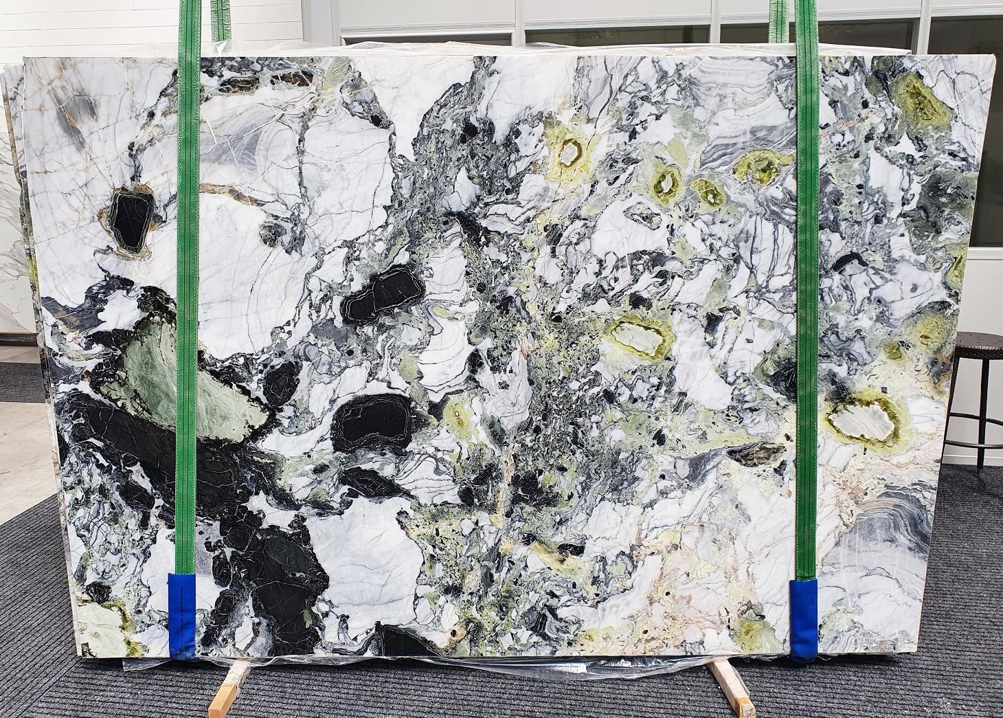 AMAZONIA polierte Unmaßplatten 1386 aus Natur Marmor , Slab #49: Lieferung Veneto, Italien