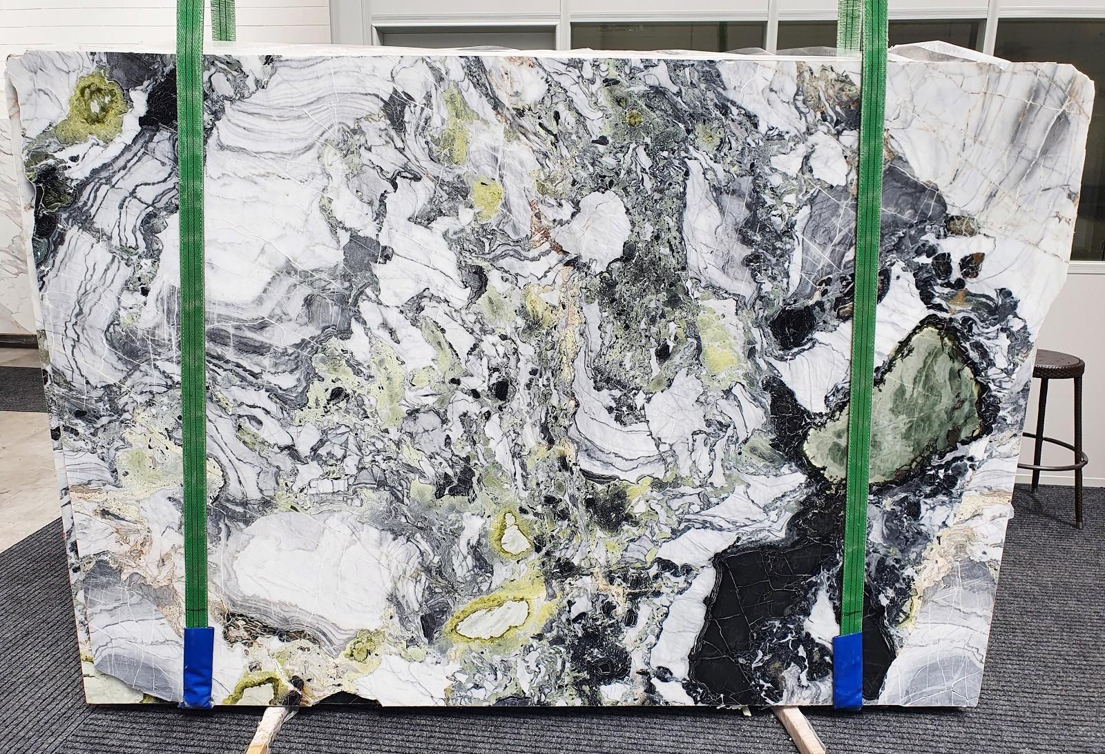 AMAZONIA polierte Unmaßplatten 1386 aus Natur Marmor , Slab #54: Lieferung Veneto, Italien