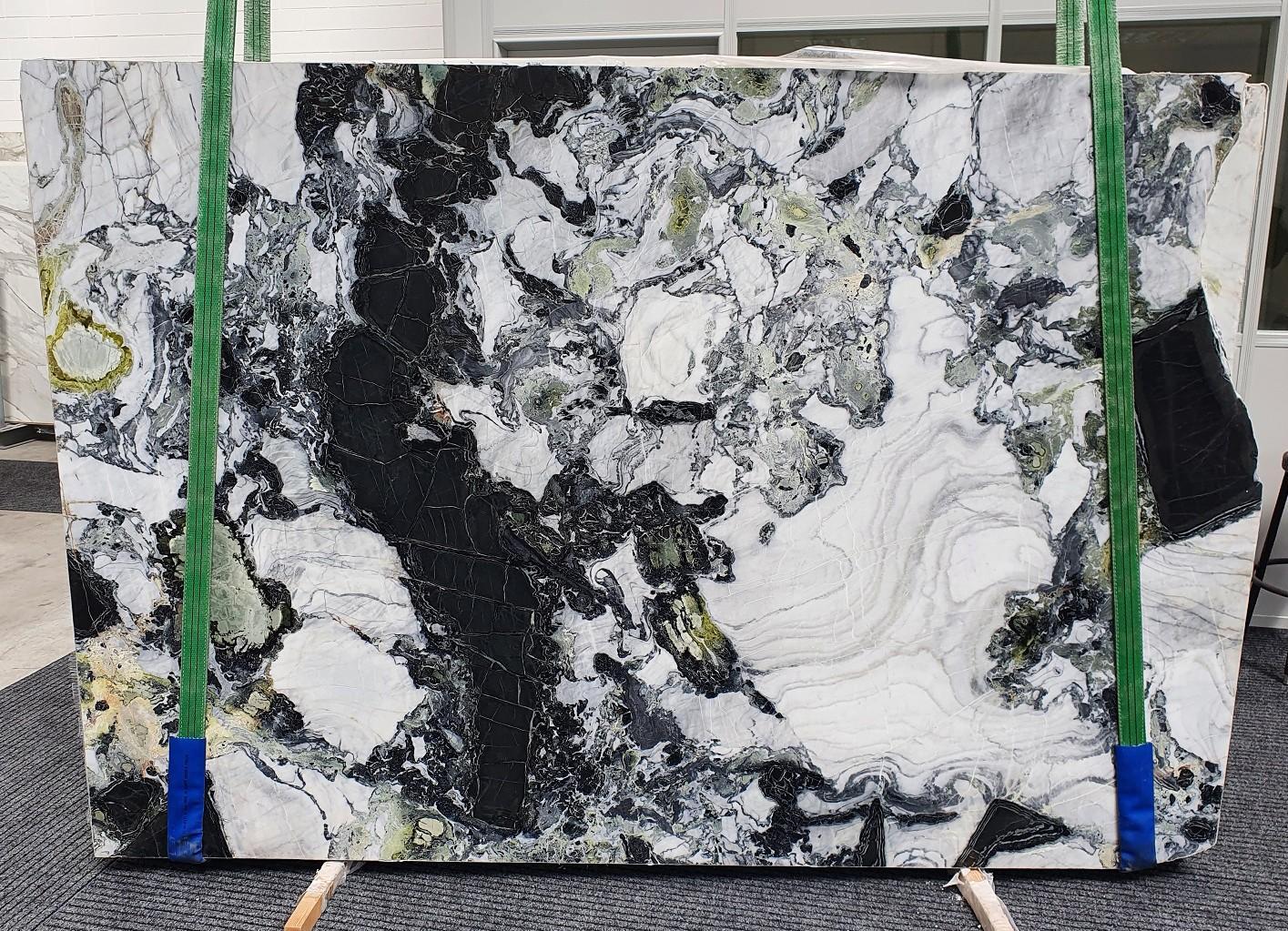 AMAZONIA polierte Unmaßplatten 1386 aus Natur Marmor , Slab #71: Lieferung Veneto, Italien