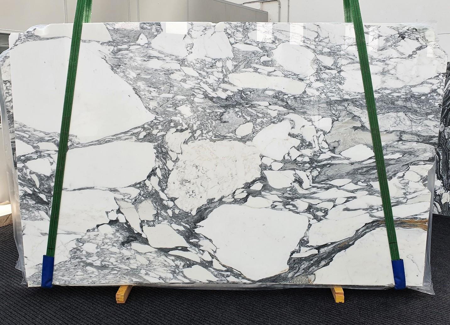 ARABESCATO CORCHIA polierte Unmaßplatten 1433 aus Natur Marmor , Slab #01: Lieferung Veneto, Italien