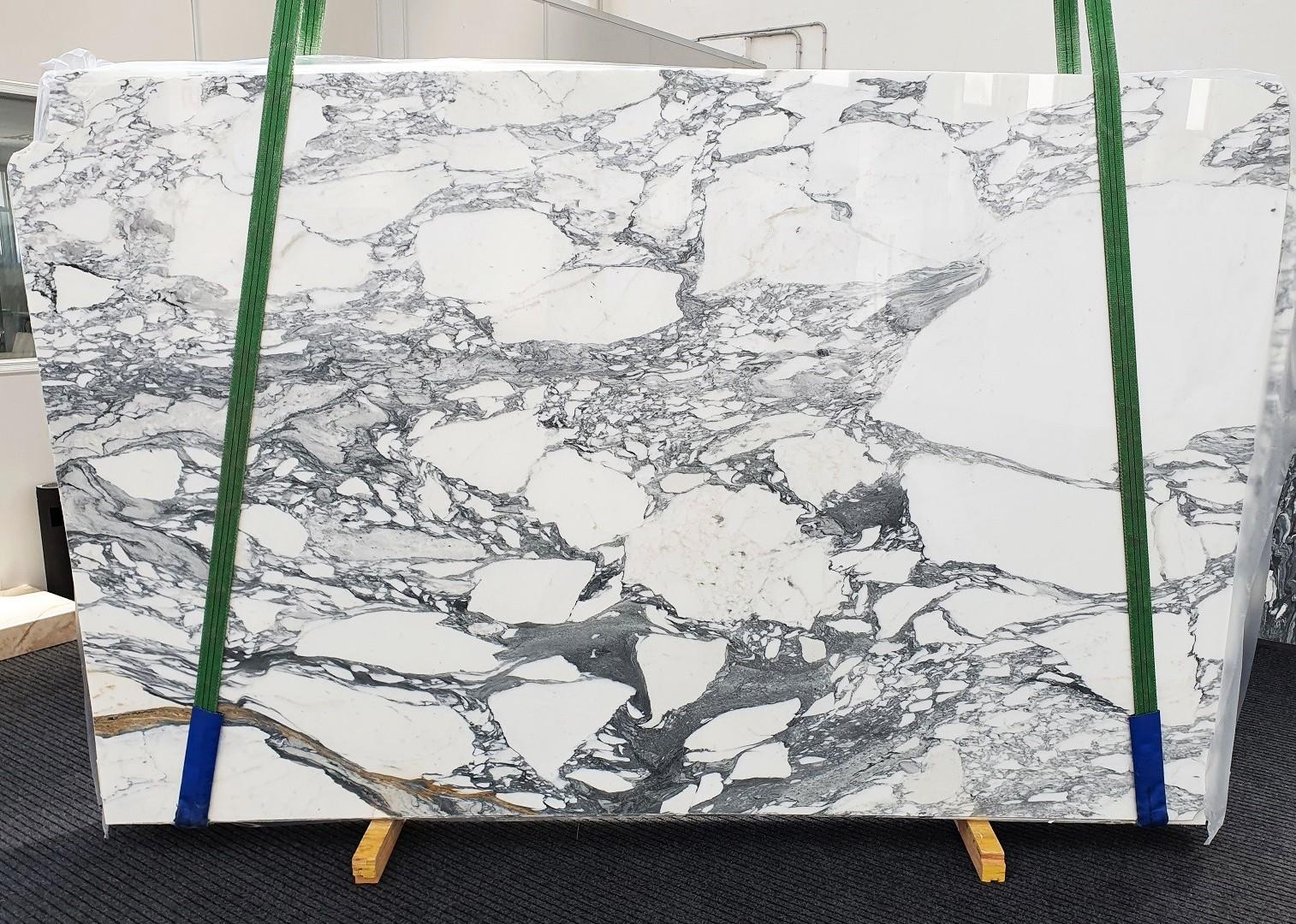 ARABESCATO CORCHIA polierte Unmaßplatten 1433 aus Natur Marmor , Slab #09: Lieferung Veneto, Italien