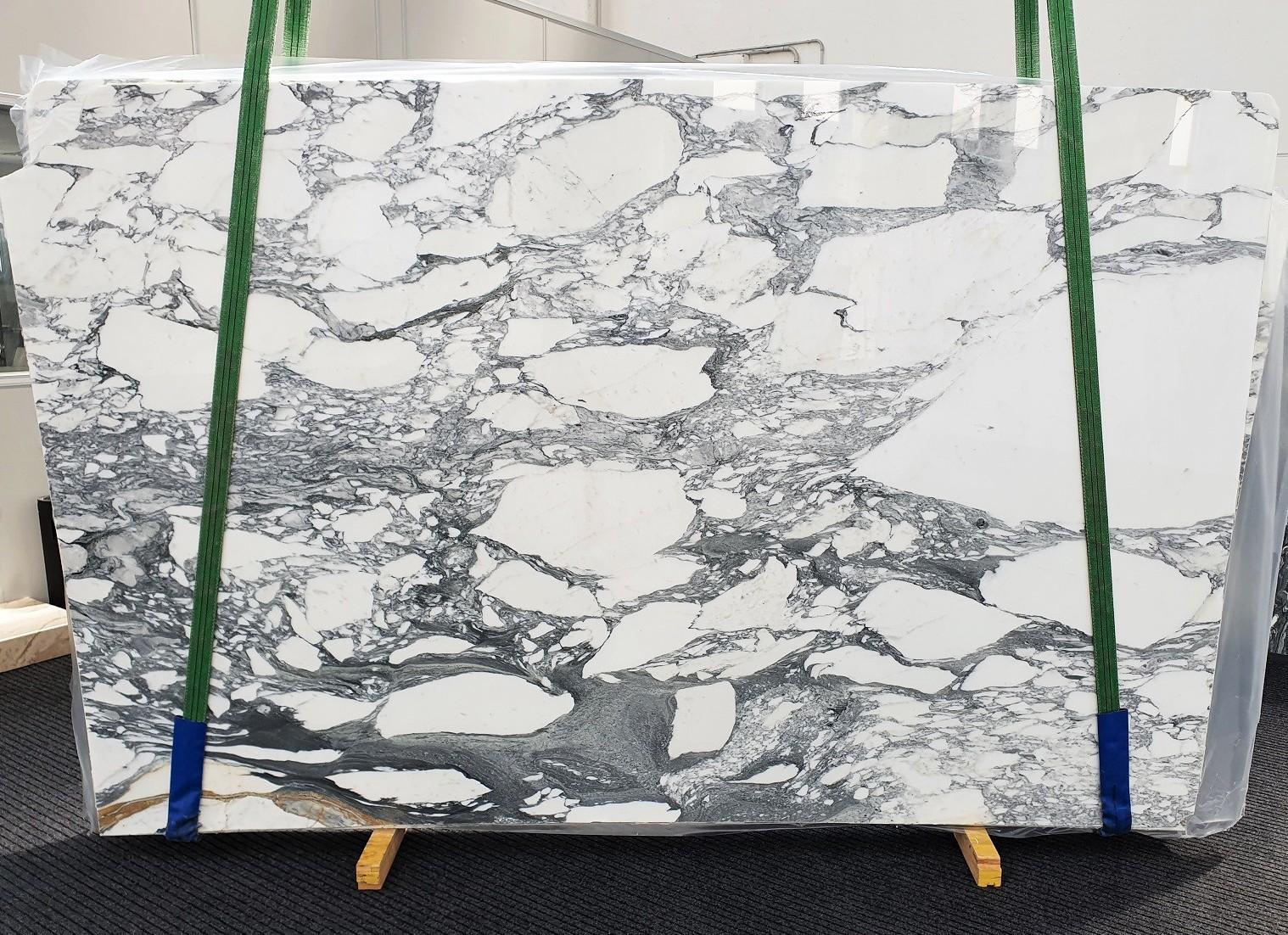 ARABESCATO CORCHIA polierte Unmaßplatten 1433 aus Natur Marmor , Slab #17: Lieferung Veneto, Italien