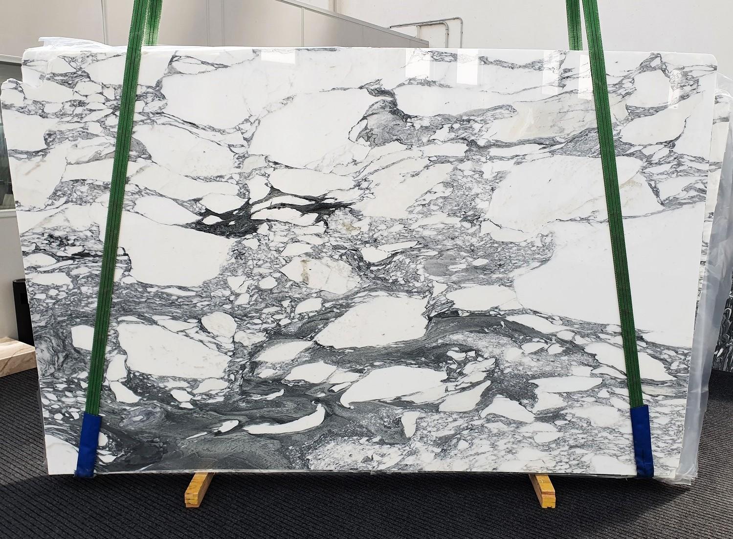 ARABESCATO CORCHIA polierte Unmaßplatten 1433 aus Natur Marmor , Slab #25: Lieferung Veneto, Italien