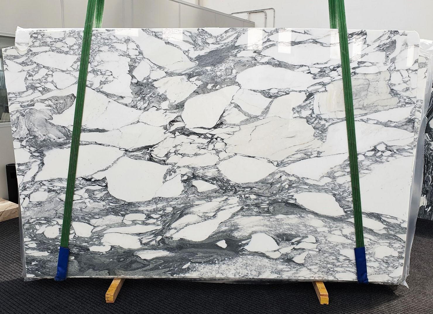 ARABESCATO CORCHIA polierte Unmaßplatten 1433 aus Natur Marmor , Slab #35: Lieferung Veneto, Italien