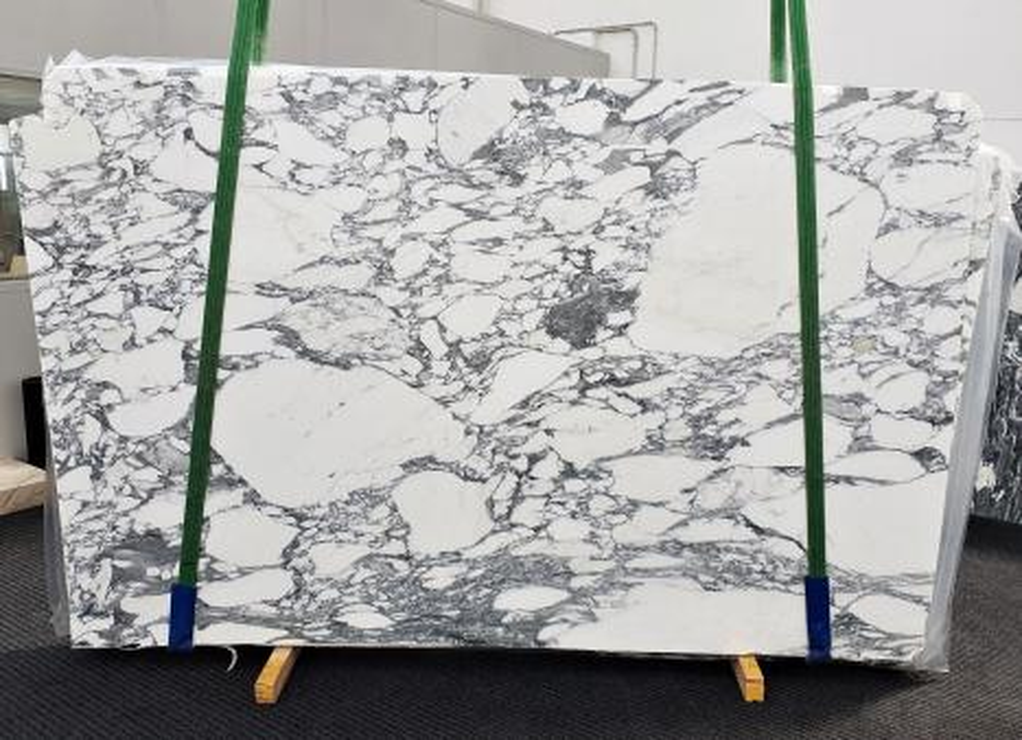 ARABESCATO CORCHIA polierte Unmaßplatten 1433 aus Natur Marmor , Slab #55: Lieferung Veneto, Italien