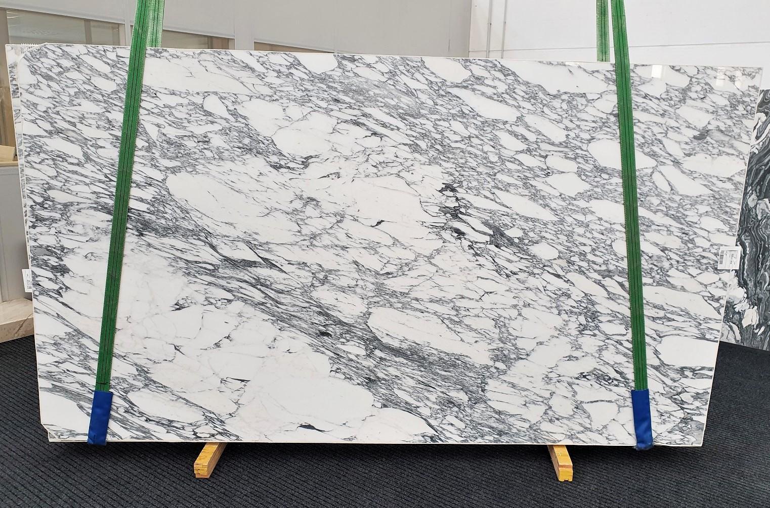 ARABESCATO CORCHIA polierte Unmaßplatten 1420 aus Natur Marmor , Slab #35: Lieferung Veneto, Italien