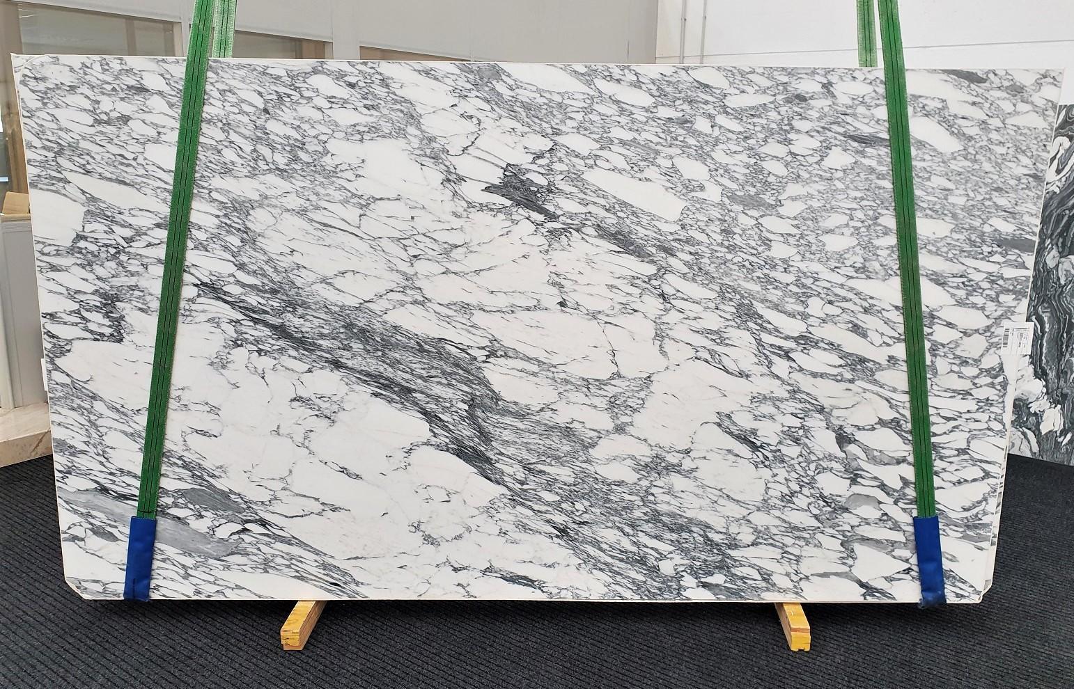 ARABESCATO CORCHIA polierte Unmaßplatten 1420 aus Natur Marmor , Slab #45: Lieferung Veneto, Italien