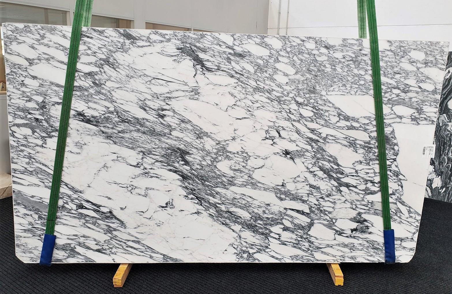 ARABESCATO CORCHIA polierte Unmaßplatten 1420 aus Natur Marmor , Slab #53: Lieferung Veneto, Italien