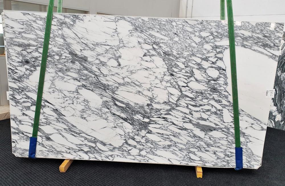 ARABESCATO CORCHIA polierte Unmaßplatten 1420 aus Natur Marmor , Slab #63: Lieferung Veneto, Italien