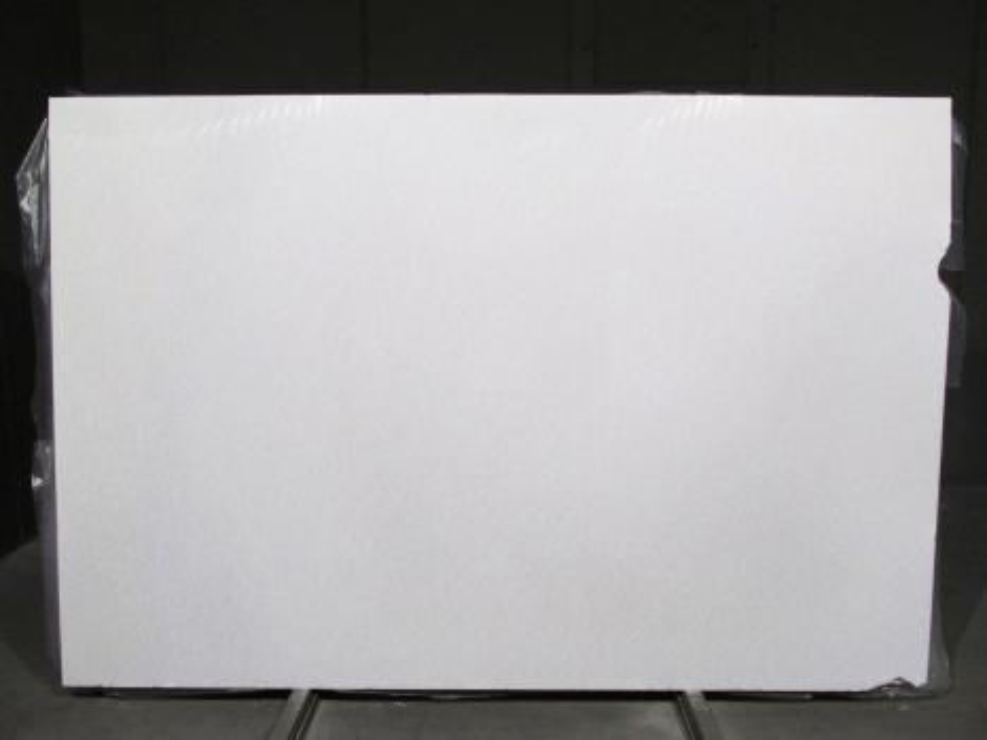 BIANCO NEVE polierte Unmaßplatten 1597M aus Natur Marmor , SL2CM: Lieferung Veneto, Italien