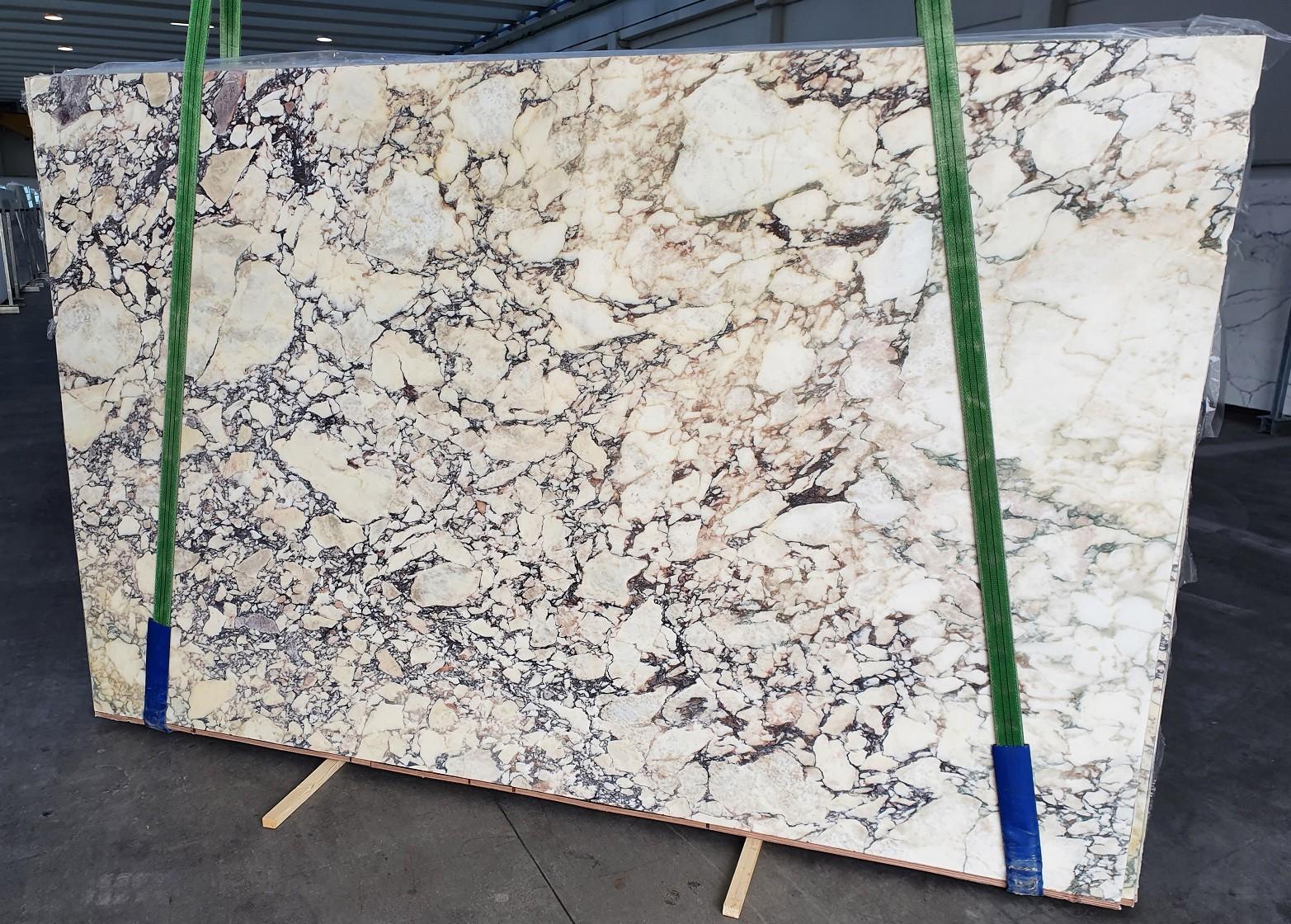 CALACATTA VIOLA polierte Unmaßplatten 1291 aus Natur Marmor , Slab #18: Lieferung Veneto, Italien