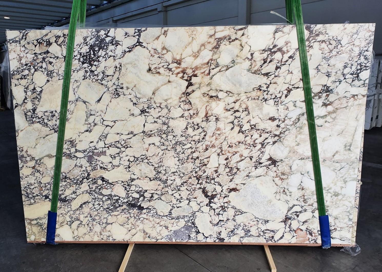 CALACATTA VIOLA polierte Unmaßplatten 1291 aus Natur Marmor , Slab #10: Lieferung Veneto, Italien