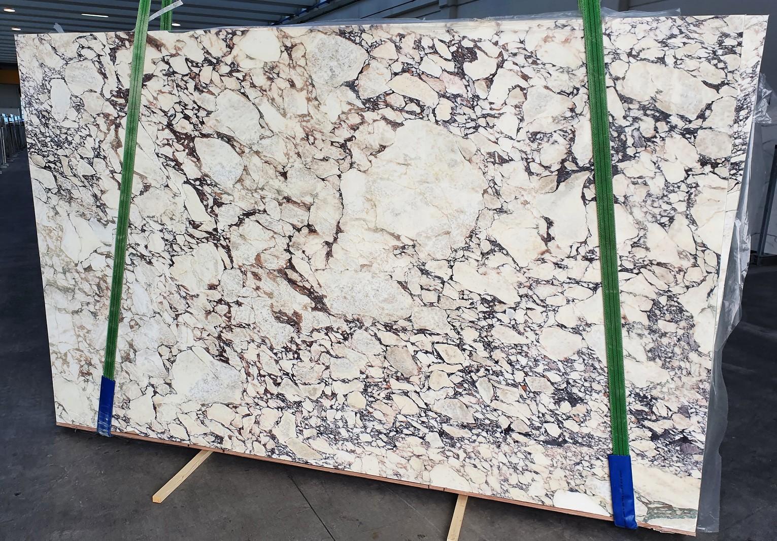 CALACATTA VIOLA polierte Unmaßplatten 1291 aus Natur Marmor , Slab #01: Lieferung Veneto, Italien