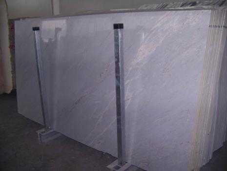 PALISSANDRO BLUETTE polierte Unmaßplatten S_231209 aus Natur Marmor: Lieferung, Italien