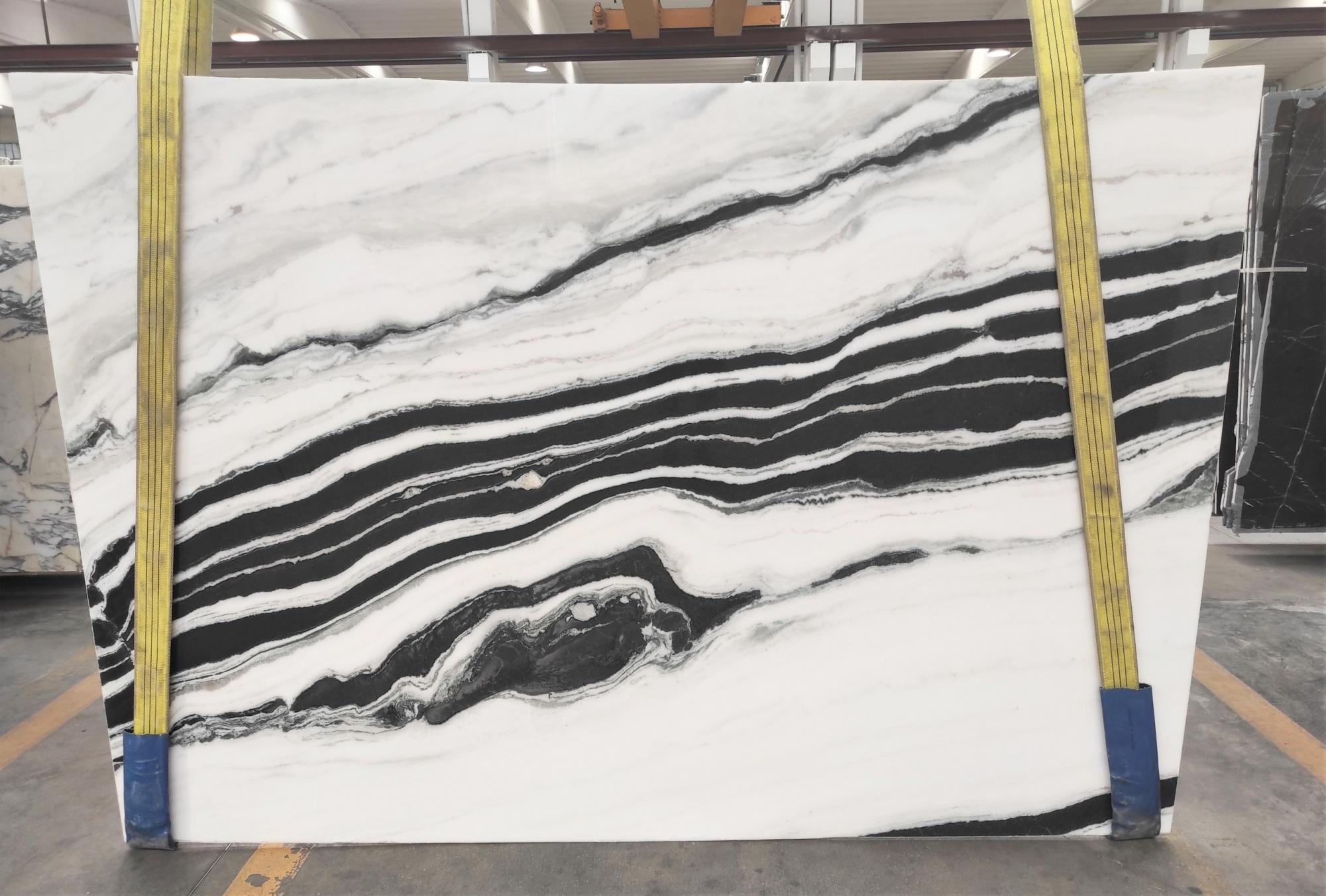 PANDA polierte Unmaßplatten 1771M aus Natur Marmor , Slab #33: Lieferung Veneto, Italien