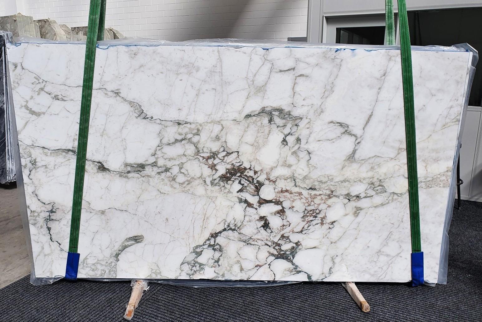 PAONAZZO VAGLI polierte Unmaßplatten 1363 aus Natur Marmor , Slab #01: Lieferung Veneto, Italien