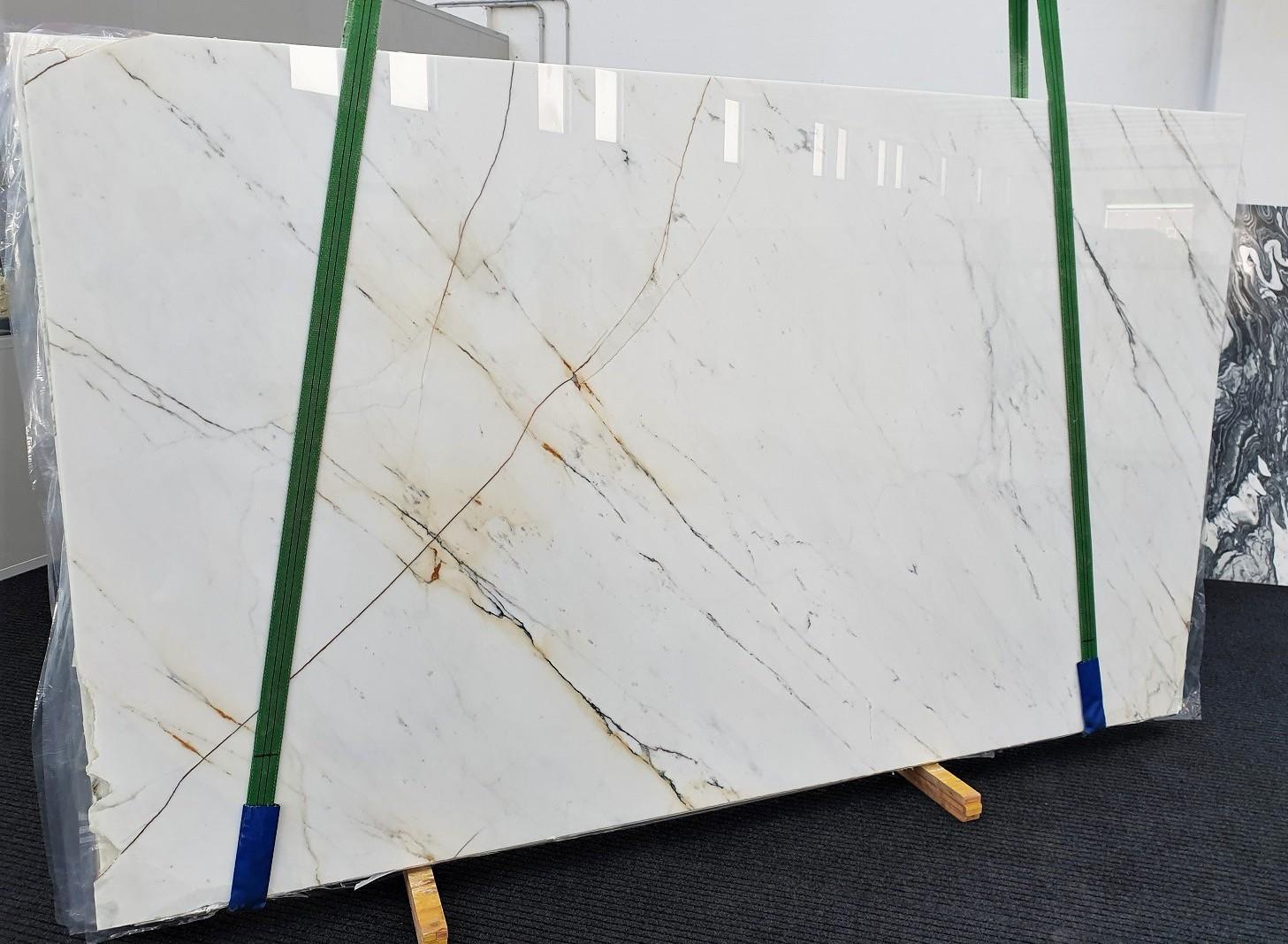 PAONAZZO polierte Unmaßplatten 1432 aus Natur Marmor , Slab #01: Lieferung Veneto, Italien