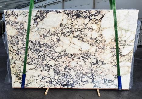 CALACATTA VIOLApolierte Unmaßplatt Italienischer Marmor Slab #42,  295 x 190 x 2 cm  (nicht Verfübare Veneto, Italien) Natur Stein