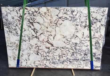 CALACATTA VIOLApolierte Unmaßplatt Italienischer Marmor Slab #01,  297 x 188 x 2 cm  (verfügbar Veneto, Italien) Natur Stein