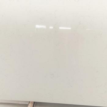 Venetian Whitepolierte Unmaßplatt Vietnamesischer Quarz SL2CM,  320 x 160 x 2 cm  (verfügbar Hai Phong, Vietnam) künstlicher Aglo Stein