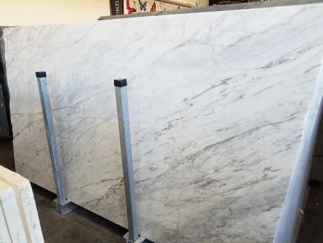 CALACATTA ARNI 51 polierte Unmaßplatten Italienischer Marmor Slab #41,  300 x 172 x 2 cm  (nicht Verfübare Veneto, Italien) Natur Stein
