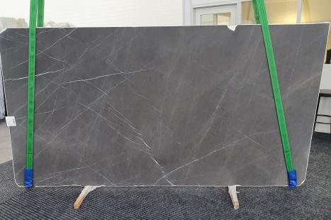 GRAFFITEgeschliffene Unmaßplatt Iranischer Marmor Slab #36,  300 x 160 x 2 cm  (nicht Verfübare Veneto, Italien) Natur Stein